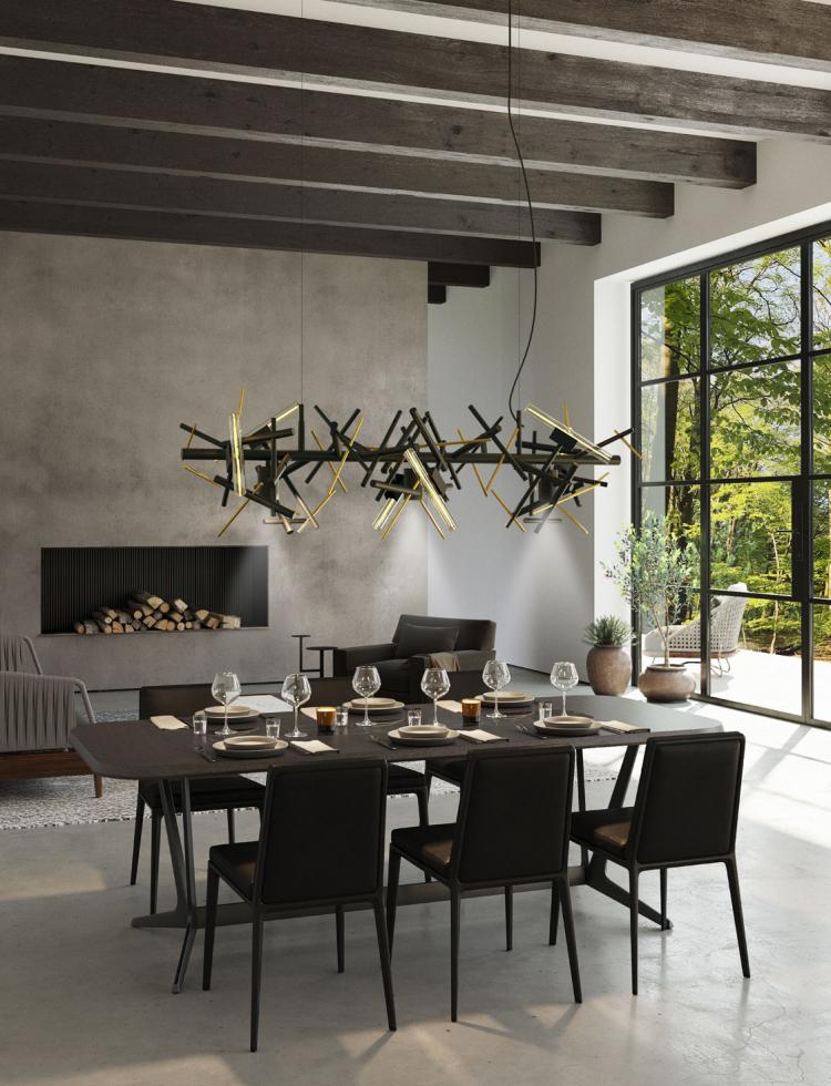 07-linea-collection-handmade-lighting-design-craftsman-chandelier-for-dining-room